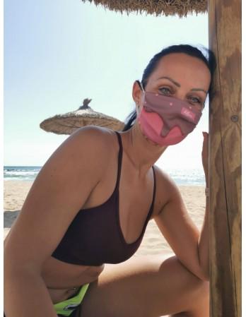 Protective Mask MeltingLoca